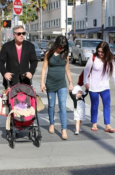 la plimbare cu copiii