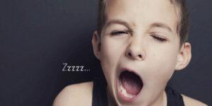 Moduri prin care copiii incearca sa fuga de somn