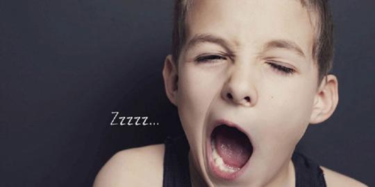 copil somnoros