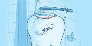 Igiena orala la bebelusi