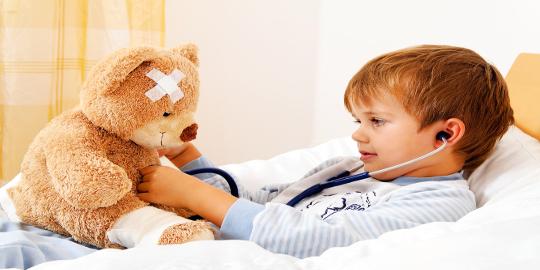 care sunt bolile copilariei