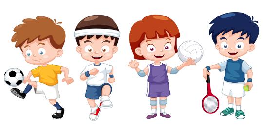 copii sport