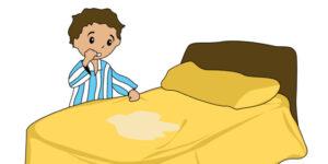Copilul face pipi in pat – cand devine o problema?