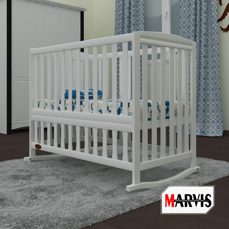 Patut bebelusi / copii lemn Alex