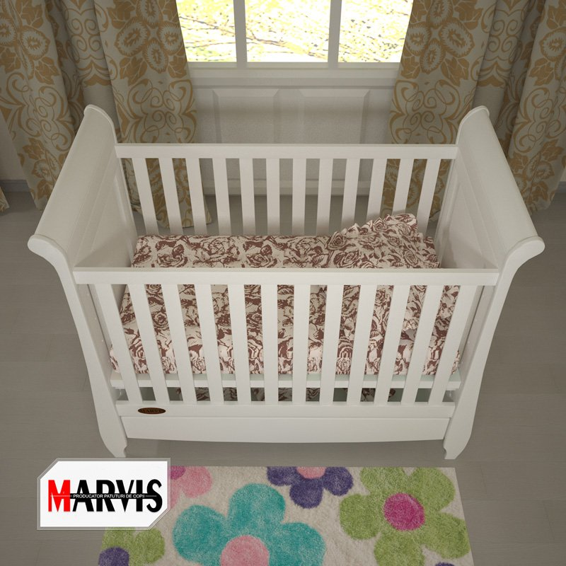 Patut bebe alb Maria