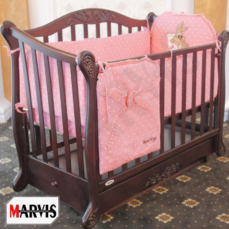 Patut bebelusi / copii lemn Ianis