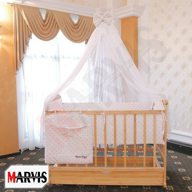 Patut bebe ieftin din lemn