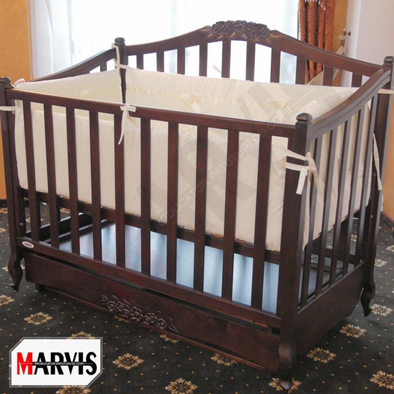 Patut bebelusi / copii lemn Darius