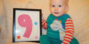Bebelusul la 9 luni – Dezvoltare armonioasa