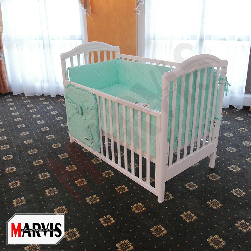patut bebe alb cu culisanta