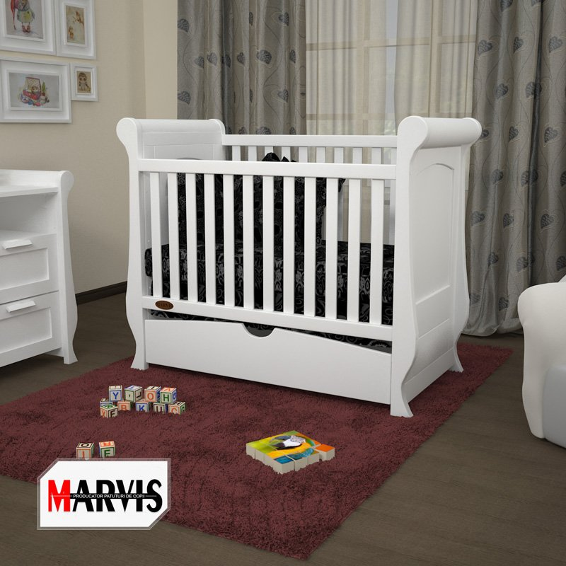 Patut bebelusi / copii lemn Mary