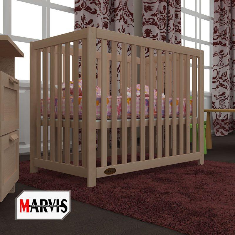 Patut bebelusi / copii lemn Gabriel