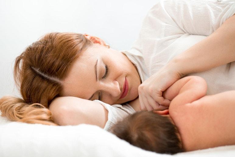 Beneficiile alaptarii pentru mama si copil