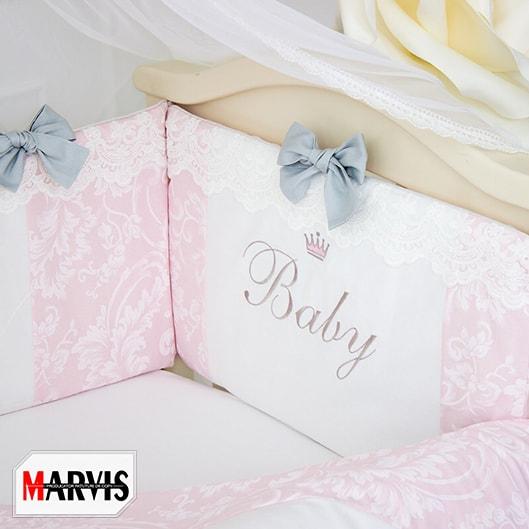 Lenjerie roz bebe