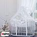 Lenjerie 10 piese Baby alb