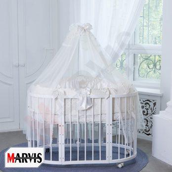 Lenjerie ivory bebe