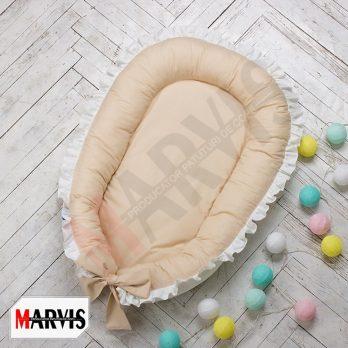 Baby Nest Bej