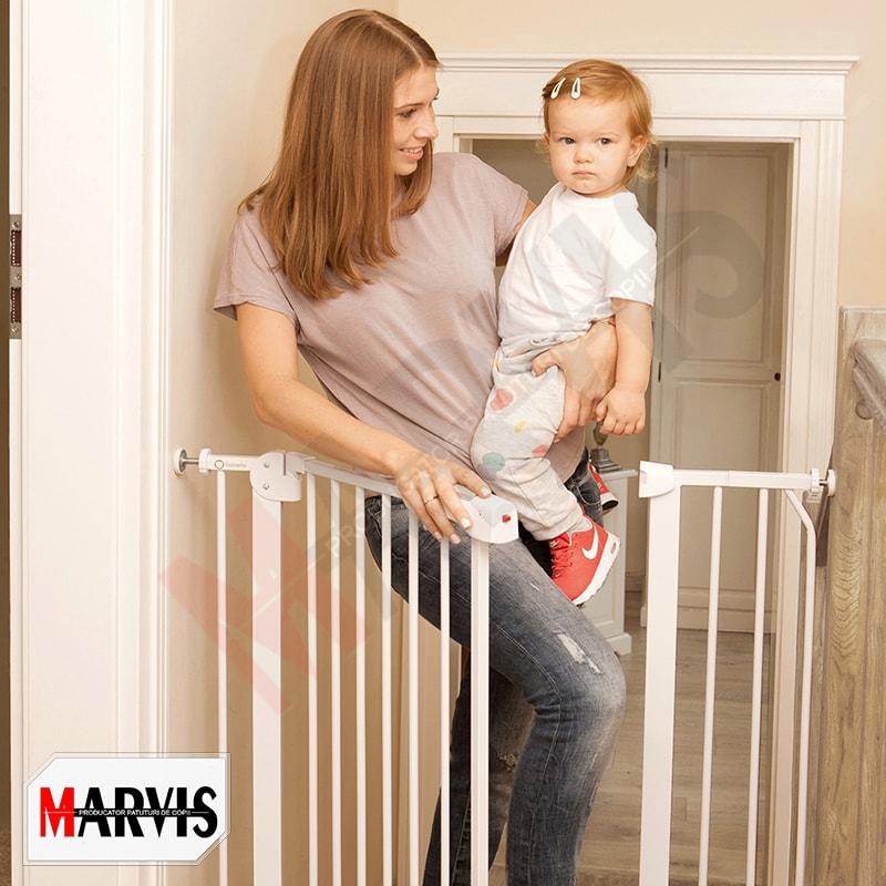 Poarta scari pentru copii