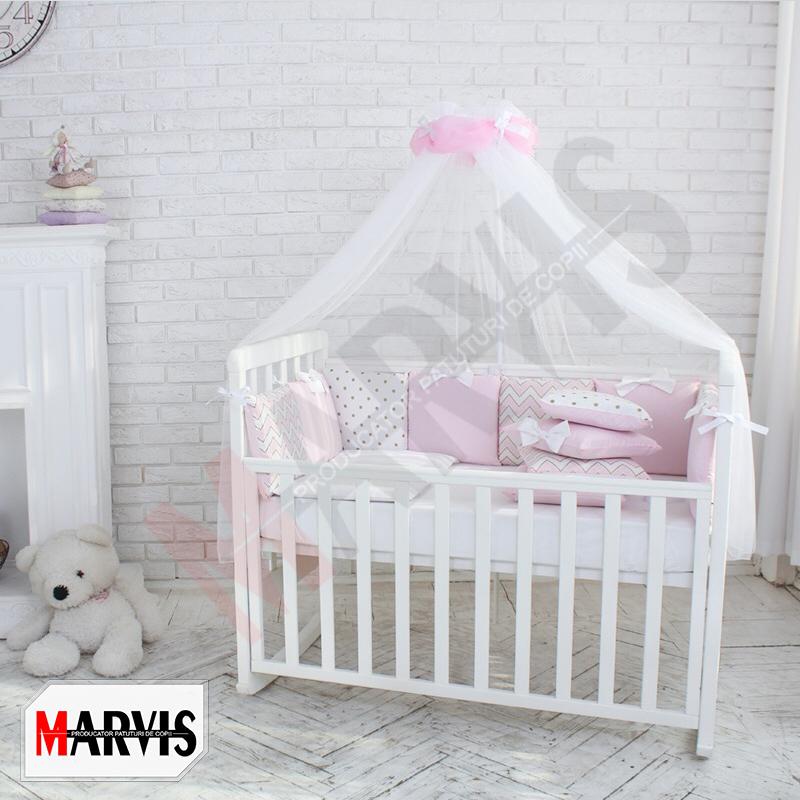 Set lenjerie patut bebe