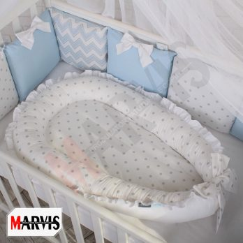 Baby nest bumbac
