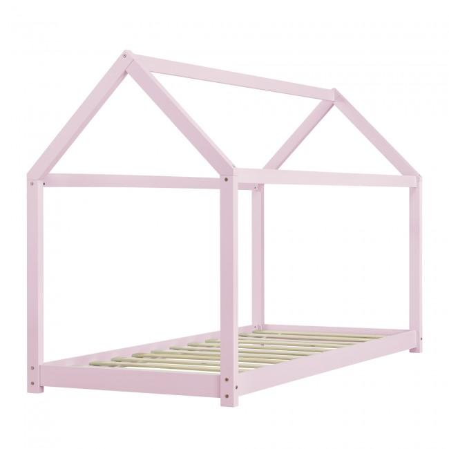 pat de copii roz