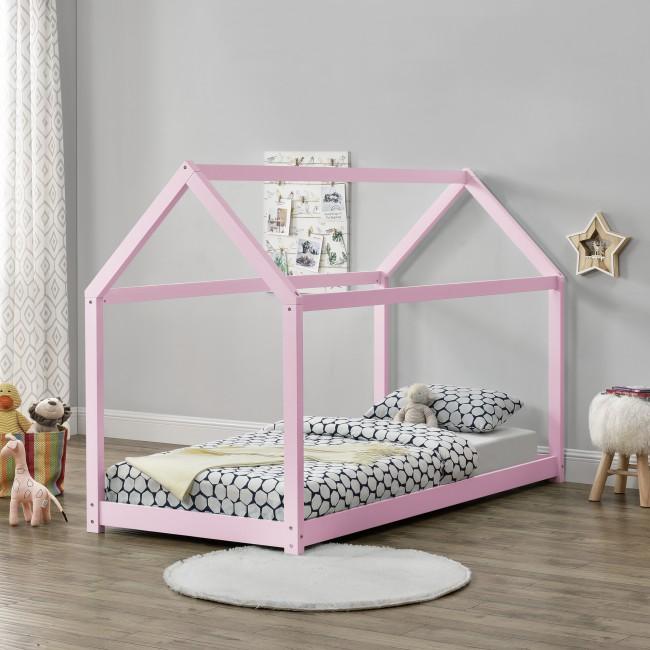 pat pentru copii roz