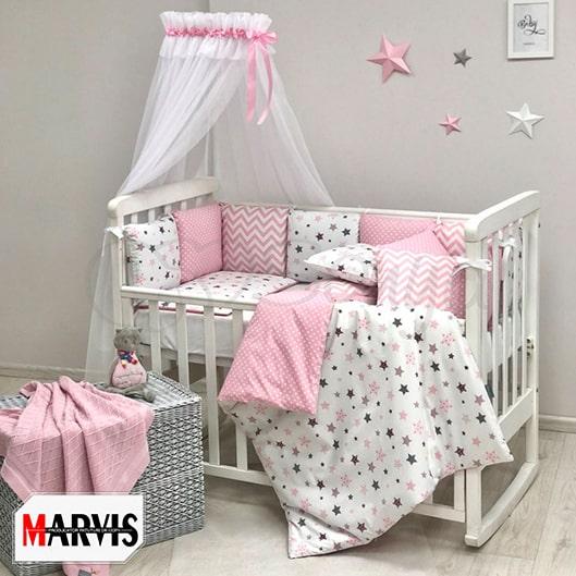 Lenjerie patuturi copii Marvis